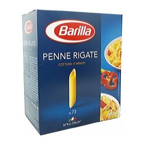 Barilla Pennette Rigate n.73 - Bezvaječné cestoviny semolinové